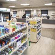 New Apothecary Pharmacy in Wardenburg Health Center