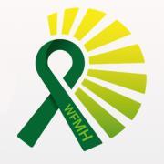 World mental health day symbol