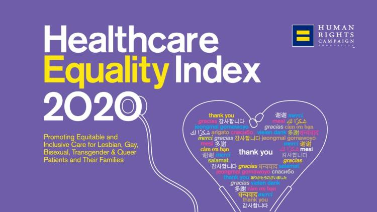 healthcare equality index 2020