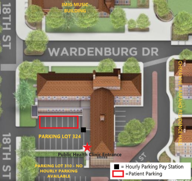 map of where wardenburg is