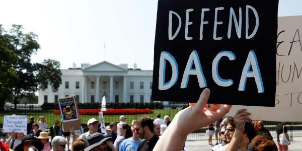 DACA sign