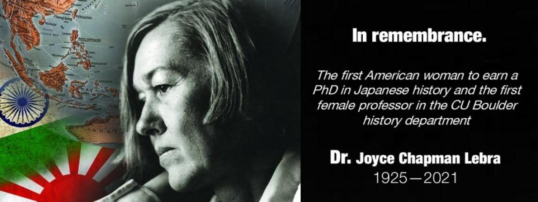 Dr. Joyce Chapman Lebra
