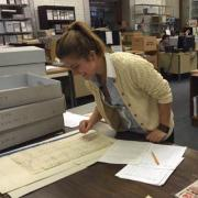 History PhD candidate Amelia Brackett Hogstad