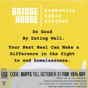 Bridge House Community Table Kitchen