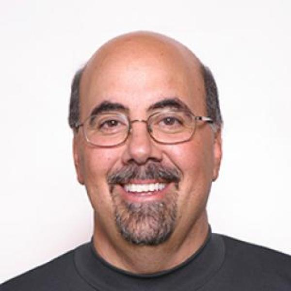 Robert L Stearns Award winner David Plati