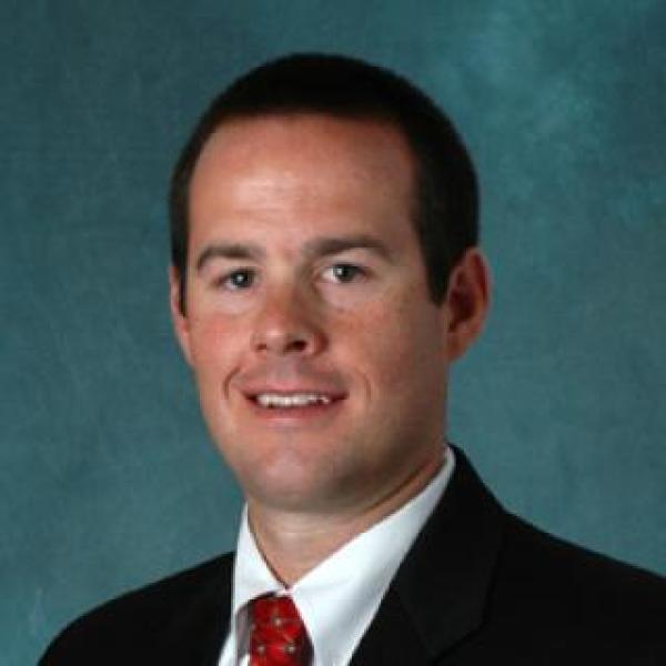 Robert L Stearns Award winner Ryan Chreist