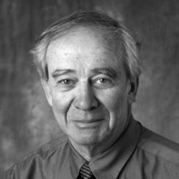Robert L Stearns Award winner Uriel Nauenberg