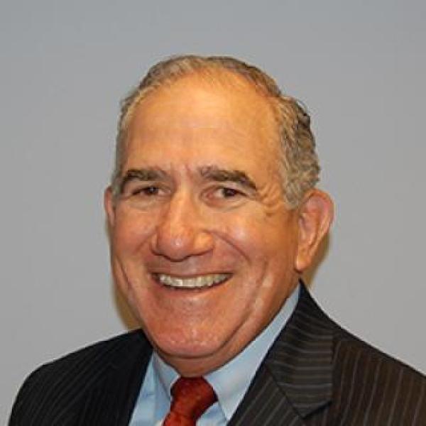 Robert L Stearns Award winner Dan Sher