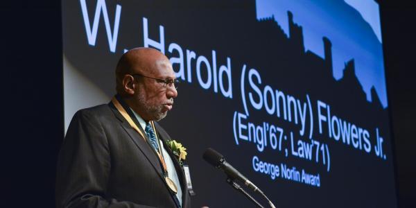 annual alumni awards