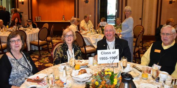 The Golden Anniversary Club celebrates 50+ years of love for CU.