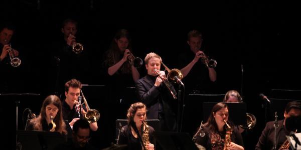 Concert Jazz Ensemble and Jazz Ensemble II