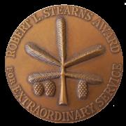 robert l. stearns award medal