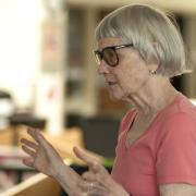 Marjorie McIntosh, teacher at Silver Creek High School