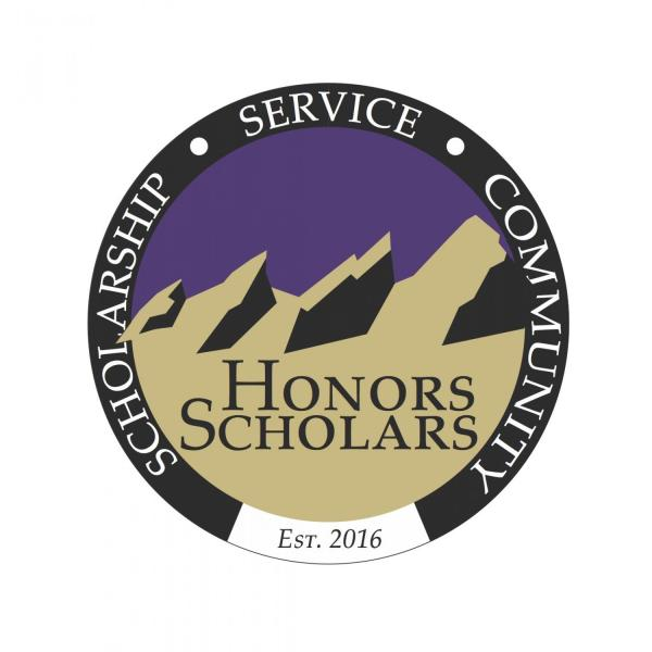 The Honors Scholars seal