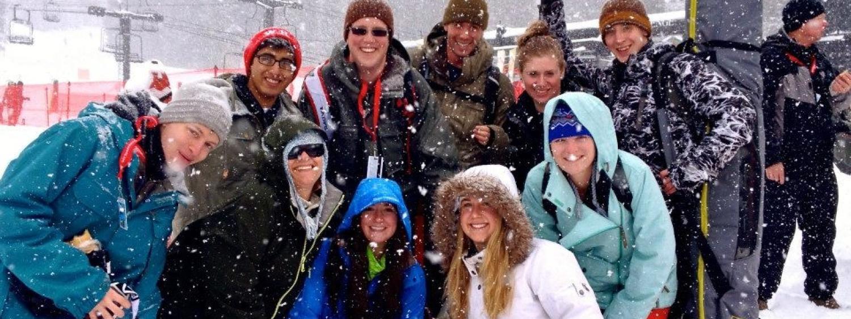 Eldora Ski Trip attendees
