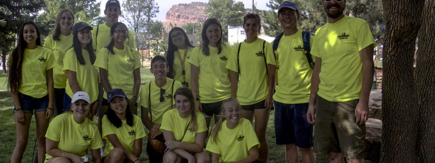 Lyons Station Volunteers make the ride easier for BBC Buff Bike Classic