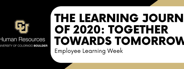 Employee Learning Week Banner