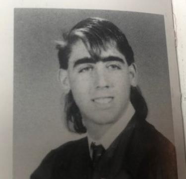 Andy Horovitz Yearbook Photo