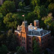 Old Main CU Boulder