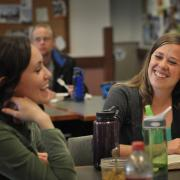 CU Students in Workshop