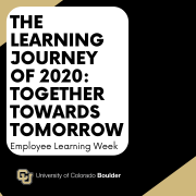 """""""Employee Learning Week of 2020: Together Towards Tomorrow"""""""