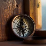 Compass photo by Jordan Madrid  on Unsplash