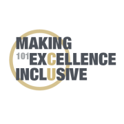 Making Excellence Inclusive Logo