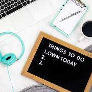 Things to do: Own Today