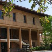 Regent building at CU Boulder