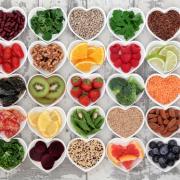 Food Bowls of Fruit