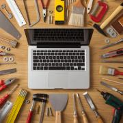 Tools around a computer