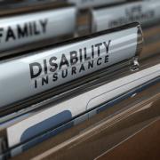 Disability Insurance folder