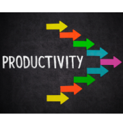 word Productivity with arrows
