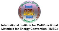 International Institute for Multifunctional Materials for Energy Conversion (IIMEC)