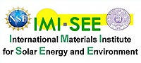 International Materials Institute for Solar Energy and Environment