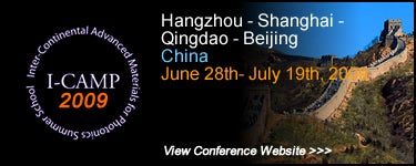 Hangzhou/Shanghai/Qingdao/Beijing, China - June 28th-July 19th, 2009
