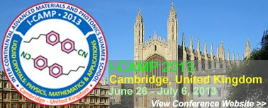 Cambridge, United Kingdom - June 26-July 6, 2013
