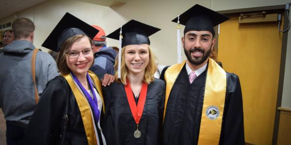 iafs graduation students