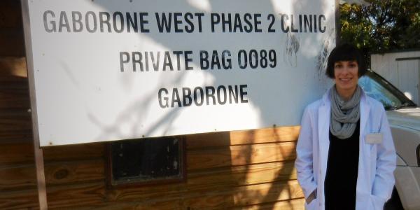 emily near sign in gaberone health clinic