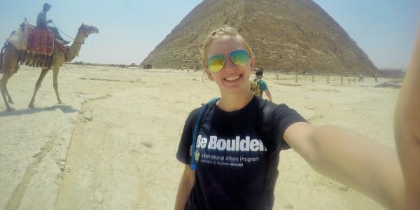 erin neale in egypt