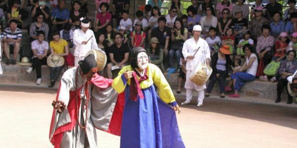korean play