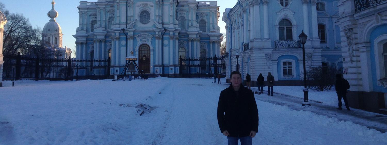 ben in russia