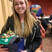 natalie hagewood holding box