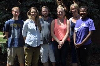 Ehringer Lab Members