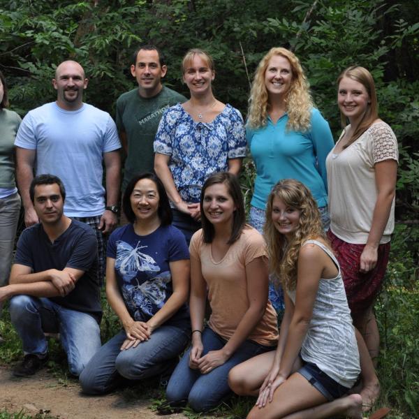 Ehringer Lab Group