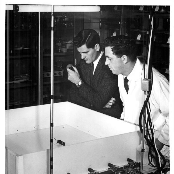 John Defries & Gene Thomas