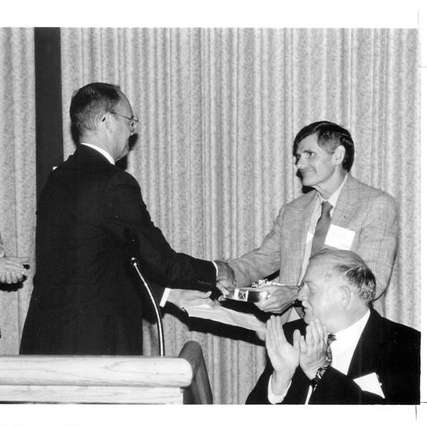 Dick Deitrich, Gene Erwin, John Defries and Jim Wilson