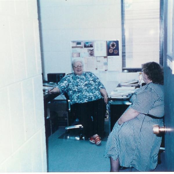 Agnes and Diane