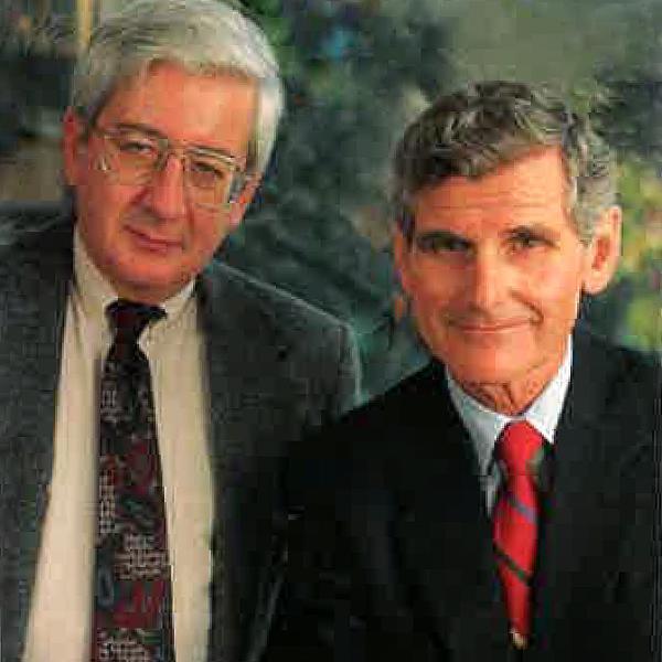 David Fulker and John Defries