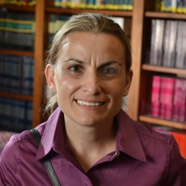 Sonya Belimezova, Predoctoral Trainee